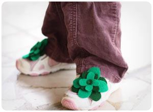 four-leaf clover accessory