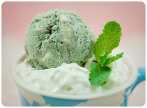 mint chocolate cookie ice cream