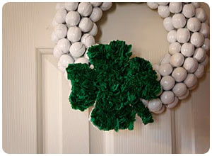 pecan wreath