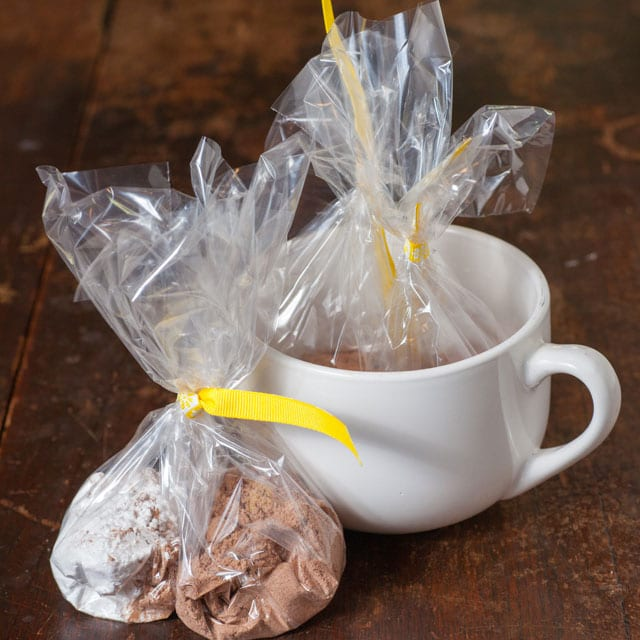 Chocolate Cake in a Mug- the perfect gift for pretty much everyone.
