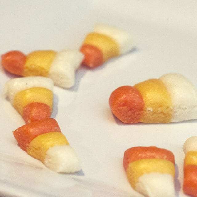 How to Make Homemade Candy Corn- yum!