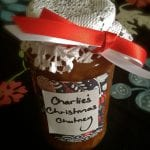 Pineapple Chutney DIY Gift- so delicious and addicting. My friends always ask for more!
