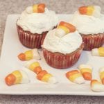 Pumpkin Spice Cupcakes- perfect for the fall!