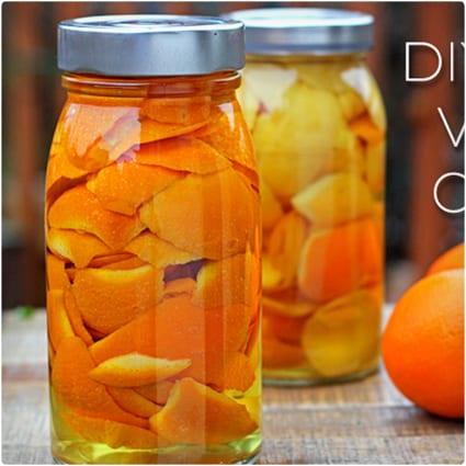 Citrus Vinegar Cleaner