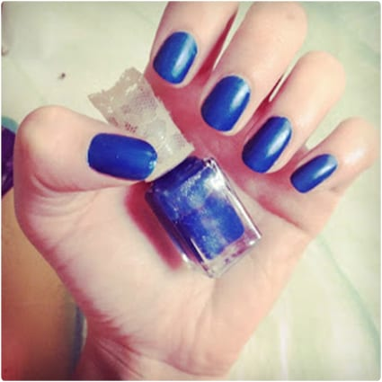 Custom Color Nail Polish