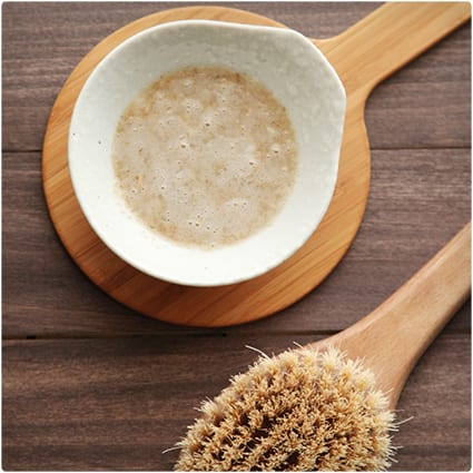 Exfoliating Oatmeal Body Scrub