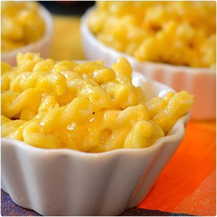Feed Your Soul Macaroni and Cheese