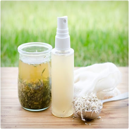 Herbal Marshmallow Root Detangler