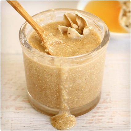 Oatmeal Honey Face Scrub