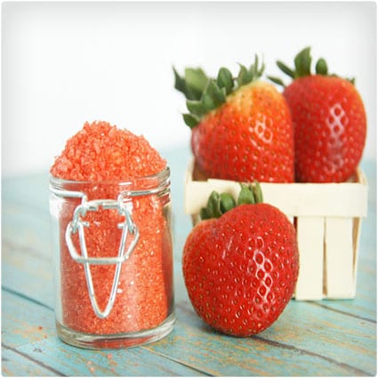 Strawberry Bath Soak