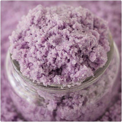 Sweet Grape Body Scrub
