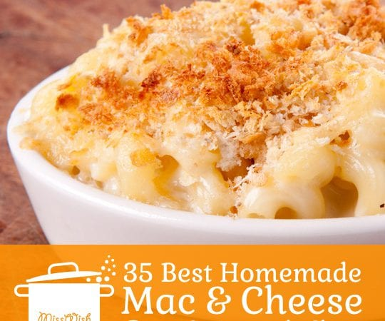 This is a must-read for any mac and cheese addict! I have tried a lot of these homemade mac and cheese recipes and have loved every one of them.