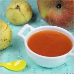 Guava Applesauce