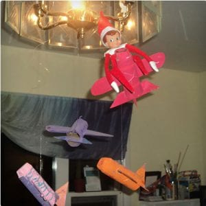 Airplane Elf
