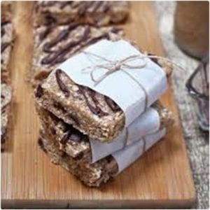 Almond Choconut Bars