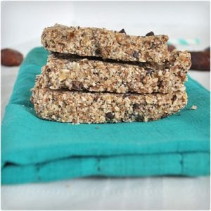 Almond Joy Protein Bars