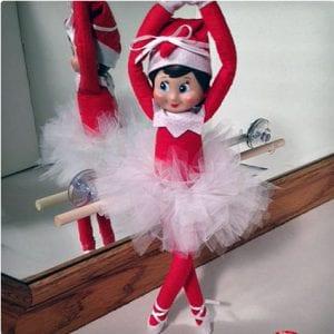 Ballerina Elf