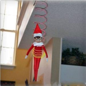 Bungee Jump Elf