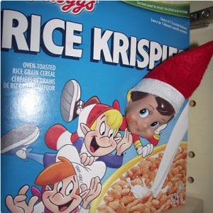 Cereal Elf