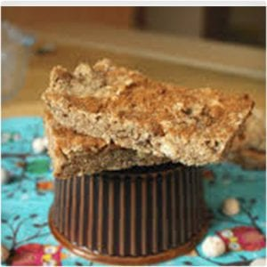 Cinnamon Chickpea Crunch Protein Bars