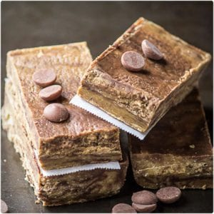 Cookies and Cream Protein Bars