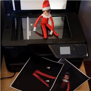 Copier Elf