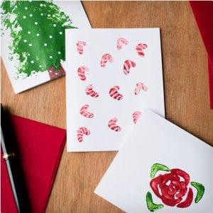 DIY Aromatherapy Cards
