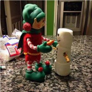 Do You Want to Build a Snowman Elf