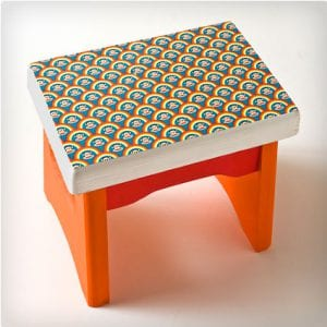Duct Tape Stool