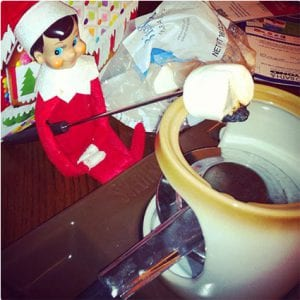 Elf Got A Boo-Boo