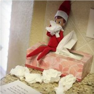 Elf Has a Cold
