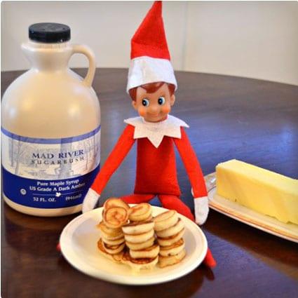 Elf pancakes