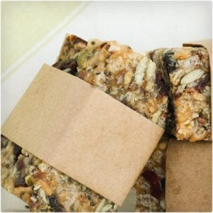 Fuel To Go Protein Bars