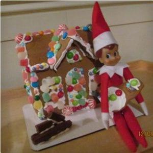 Gingerbread House Elf
