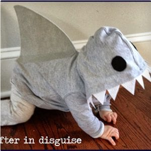 Great White Shark Costume