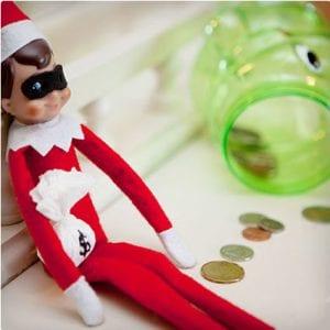 Hide and Seek Elf