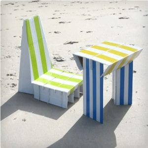 Make Furniture From Upcycled Cardboard