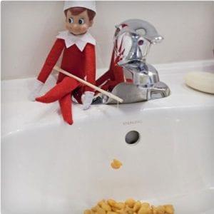 Marshmallow Bath Elf