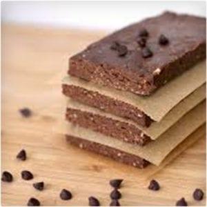 Mocha Brownie Protein Bars