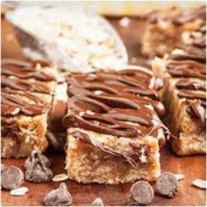 No Bake Oatmeal Protein Bars