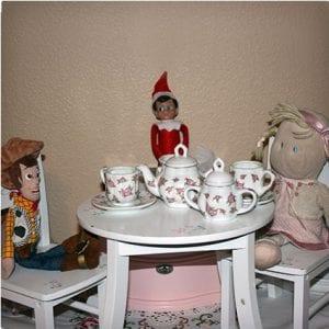 North Pole Breakfast Elf