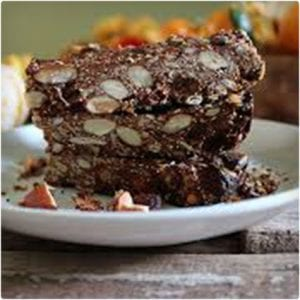 Pumpkin Spiced Nut and Seed Bars