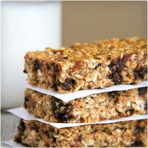 Soft and Chewy Protein Bars