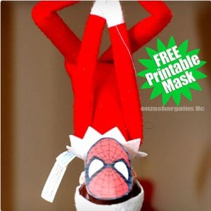 Spider Man Elf