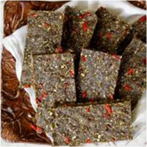 Super Seedy Hemp Protein Bars