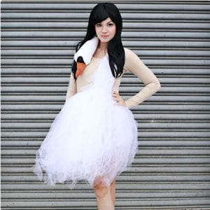 Swan Dress Costume