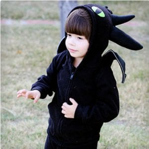 Sweat Suit Dragon Costume