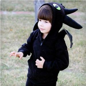 Sweat Suit Dragon Costume