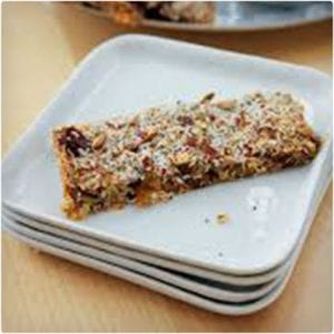 Sweet and Spicy Energy Bars