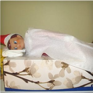 Tissue Nap Elf